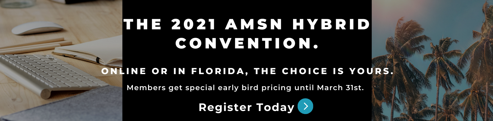 Convention 2021 Header for AMSN